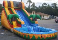 18-Foot Rip Tide Slip-n-Slide in Daytona Beach, FL