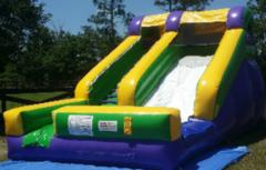 14-Foot Splash Slip-n-Slide in Daytona Beach, FL