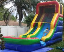 16-Foot Marley Slip-in-Slide in Daytona Beach, FL