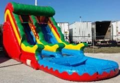 18-Foot Fiesta Slip-n-Slide in Daytona Beach, FL