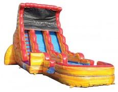 18-Foot Florida Scorcher Slip-n-Slide in Daytona Beach, FL