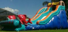 20-Foot Big Kahuna Slip-n-Slide in Daytona Beach, FL