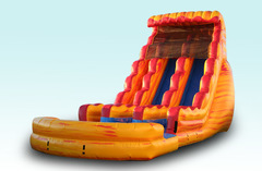 20-Foot Hawaiian Fury Slide Slip-n-Slide in Daytona Beach, FL