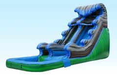 20-Foot Pipeline Slip-n-Slide in Daytona Beach, FL