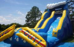 20-Foot Wipe Out Slide Slip-n-Slide in Daytona Beach, FL