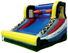 Basketball inflatable party game rental in Daytona Beach