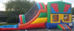 Billy Bod Combo Wet Slip-n-Slide in Daytona Beach, FL