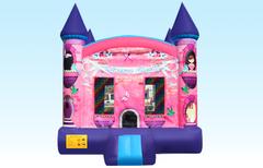 Digital Princess bounce house rental in Daytona Beach, FL