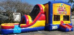 Happy Birthday Kowabonga Slip-n-Slide in Daytona Beach, FL