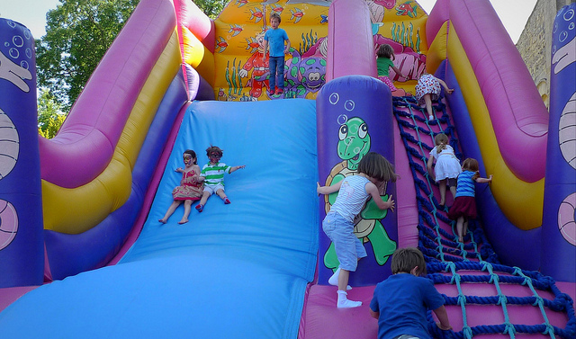 Inflatable Party Rentals for Daytona Beach