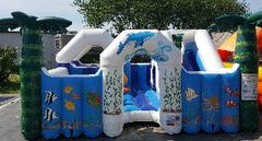 Ocean toddler bounce house in Daytona Beach, FL