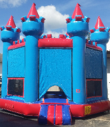Octagon bouncer bounce house rental in Daytona Beach, FL