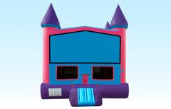 Princess Module Castle bounce house rental in Daytona Beach, FL