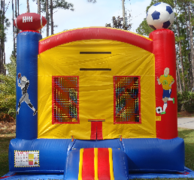 Sports Bouncer bounce house rental in Daytona Beach, FL